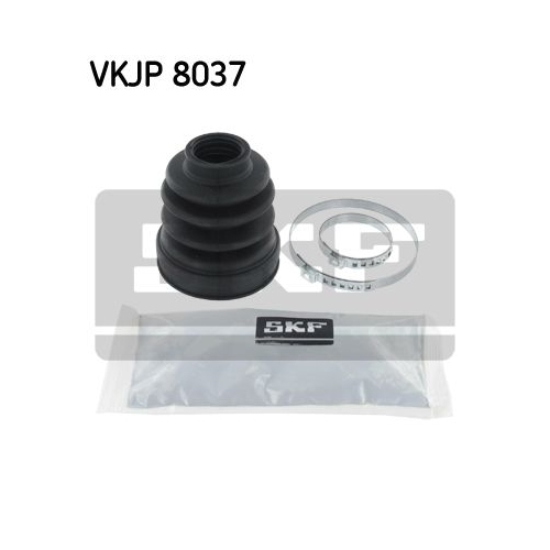 Burduf cap planetara Skf VKJP8037, parte montare : Punte fata, Dreapta, Spre cutie