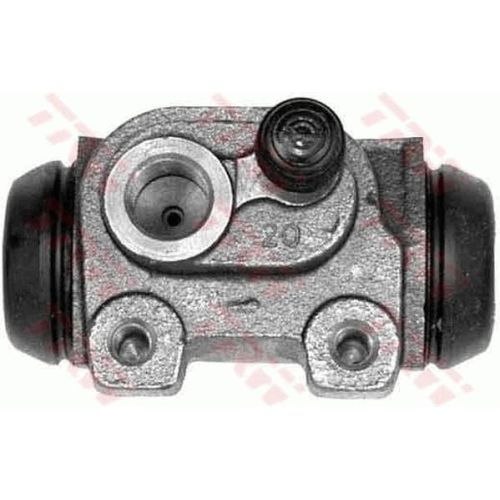 Cilindru receptor frana Citroen Xsara (N1/ N2), Zx (N2); Peugeot 306 ( N3, N5) Trw BWF129, parte montare : punte spate, stanga