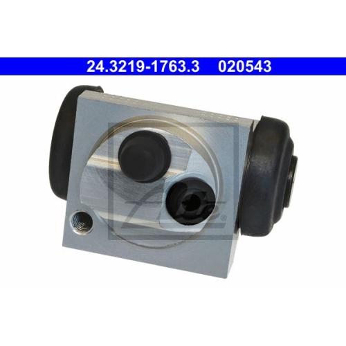 Cilindru receptor frana Dacia Duster Ate 24321917633, parte montare : punte spate, stanga