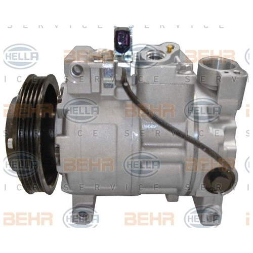 Compresor climatizare Audi A4 (8e2, B6), A4 (8ec, B7), A6 (4b2, C5), Allroad (4bh, C5) Hella 8FK351316841