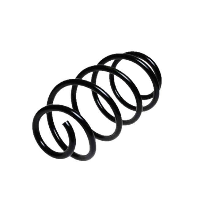 Arc spiral Lesjöfors 4095030, parte montare: punte fata