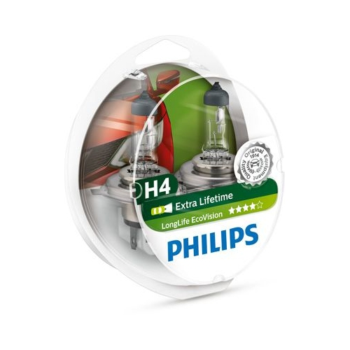 PHILIPS Bec incandescent LongLife EcoVision