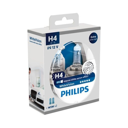 PHILIPS Bec incandescent WhiteVision
