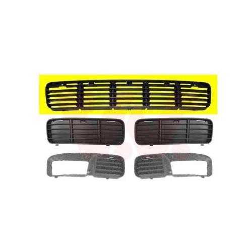 Grila bara protectie Vw Caddy 2 (9k9a), Polo Classic/Variant (6kv) Van Wezel 5826590, parte montare : fata