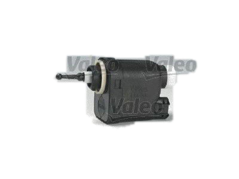 Motoras reglare faruri Valeo 084435, parte montare : Stanga/ Dreapta
