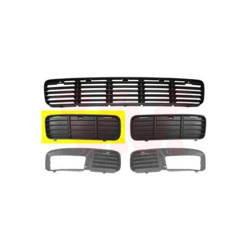 Grila bara protectie Vw Caddy 2 (9k9a), Polo Classic/Variant (6kv) Van Wezel 5826592, parte montare : dreapta, fata