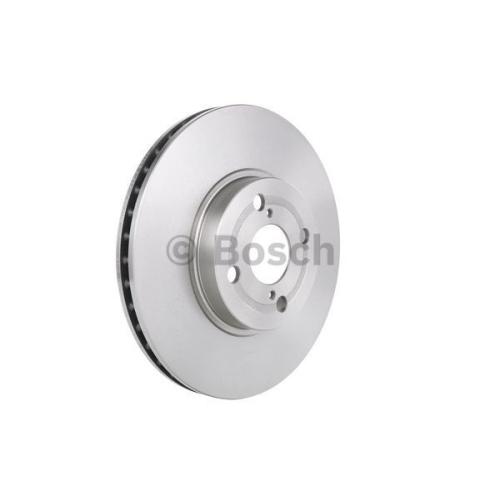 Disc frana Bosch 0986479245, parte montare : punte fata