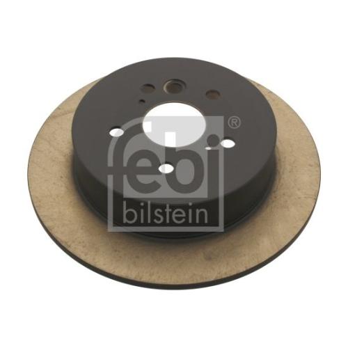 Disc frana Febi Bilstein 31364, parte montare : punte spate