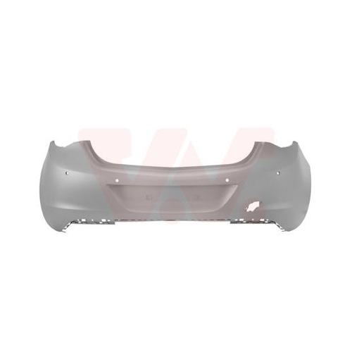 Bara protectie Opel Astra J Van Wezel 3749545 parte montare : spate