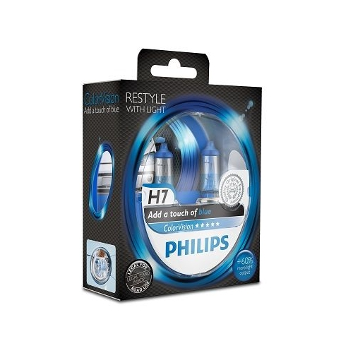 PHILIPS Bec incandescent ColorVision