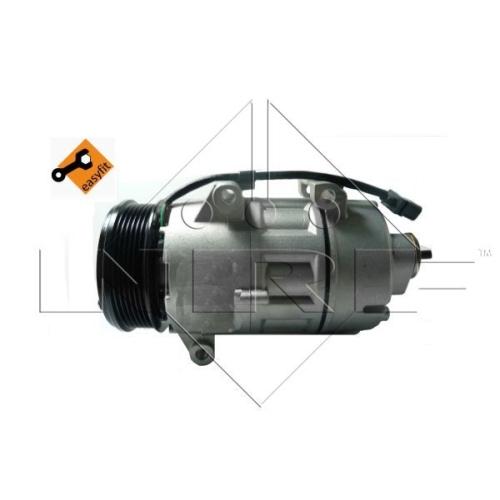 Compresor climatizare Ford Galaxy (Wa6), Mondeo 4 (Ba7), S-Max (Wa6) Nrf 32403