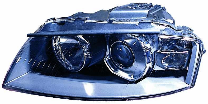 Far Audi A3 (8p1) Magneti Marelli 710301206201, parte montare : Stanga, Halogen