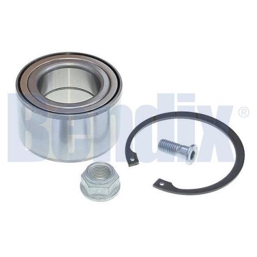 Rulment butuc roata Bendix 050766B, parte montare : Punte spate, Stanga/ Dreapta