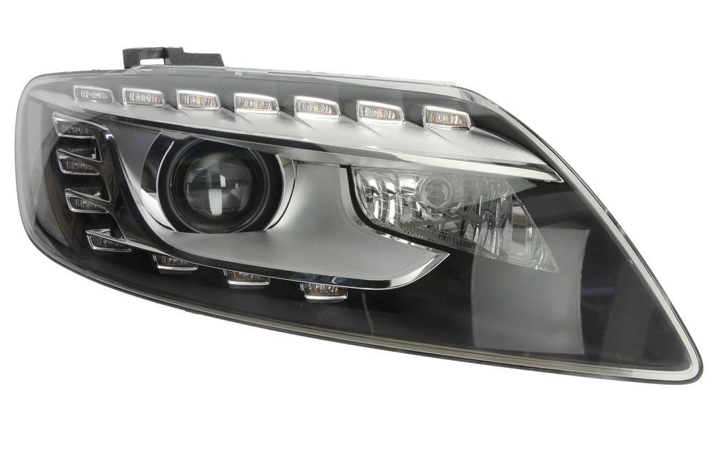 Far Audi Q7 (4l) Valeo 044142, parte montare : Dreapta, Bi-Xenon