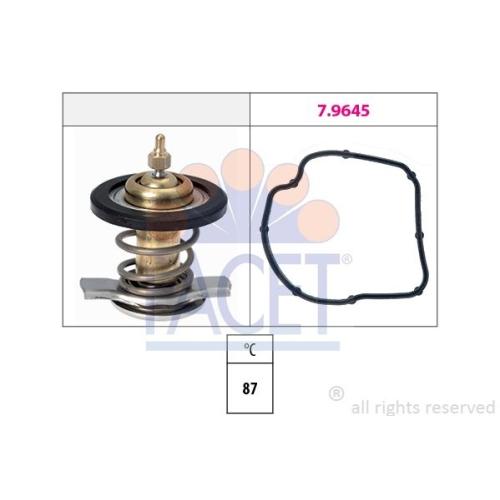 Termostat lichid racire Mercedes-Benz Sprinter (901 902 903 904 906), Viano (W639), Vito (W638/ W639) Facet 78784