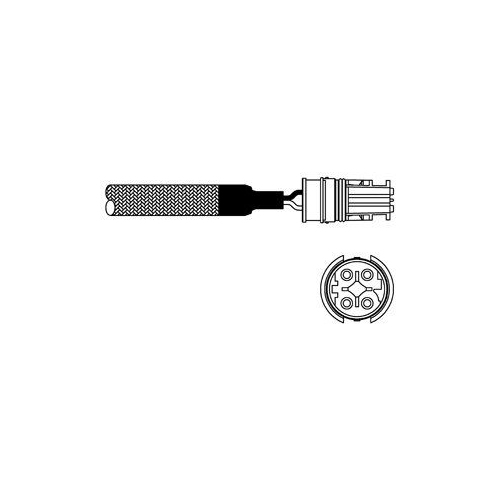Sonda lambda Delphi ES1098312B1
