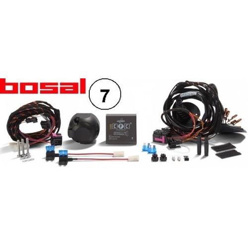 Cablaj carlig remorcare , instalatie electrica Bosal 012058