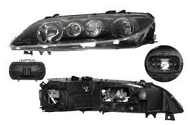 Far Mazda 6 (Gg) Tyc 200976052, parte montare : Stanga