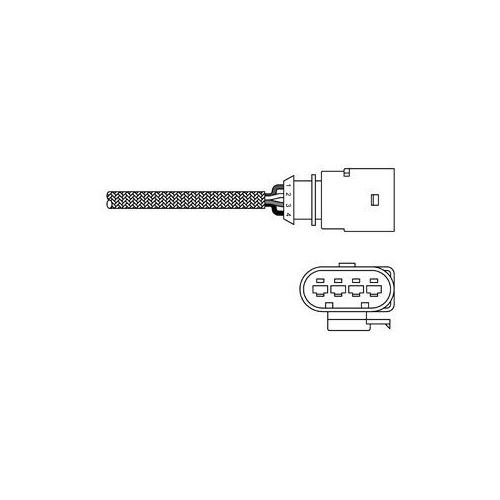 Sonda lambda Delphi ES2028912B1