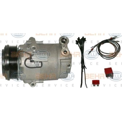Compresor climatizare Opel Astra H (L48), Zafira B (A05) Hella 8FK351135831