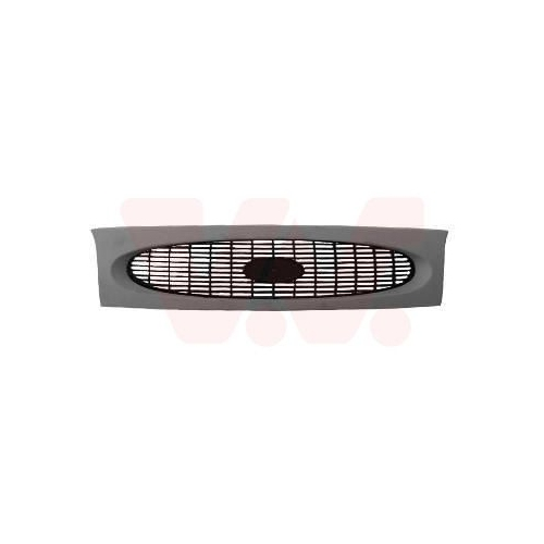 Grila radiator Ford Fiesta 4 (Ja, Jb) Van Wezel 1830510