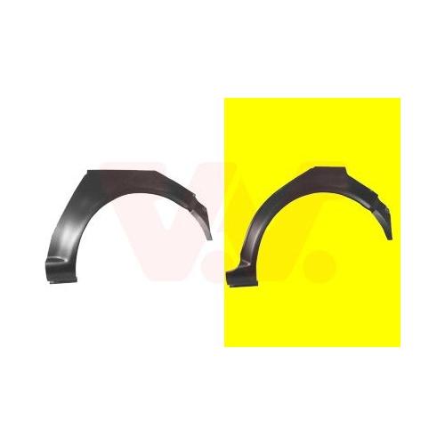 Element panou reparatie lateral Vw Bora (1j2), Golf 4 (1j1) Van Wezel 5888148, parte montare : dreapta, spate