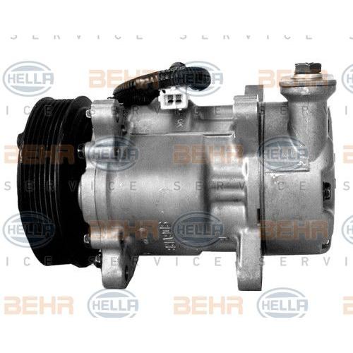 Compresor climatizare Peugeot 206 (2a/C), 206 Limuzina Hella 8FK351134661