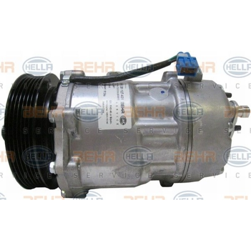 Compresor climatizare Vw Lt 28 2, Transporter 4 Hella 8FK351127431