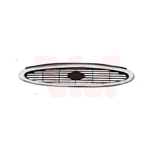 Grila radiator Ford Mondeo 2 (Bap) Van Wezel 1826518