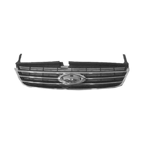 Grila radiator Ford Mondeo 4 (Ba7) Van Wezel 1881514