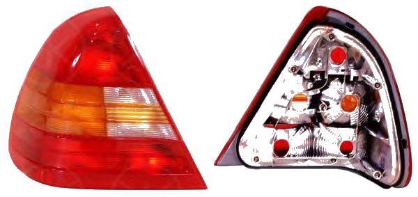 Lampa stop Mercedes Clasa C (W202) Tyc 115191112, parte montare : Dreapta