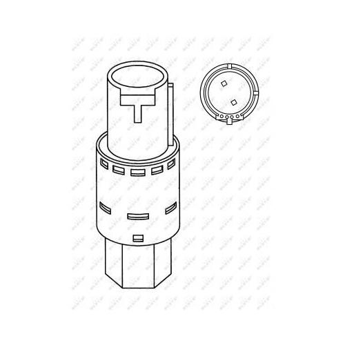 Comutator presiune aer conditionat Nrf 38917