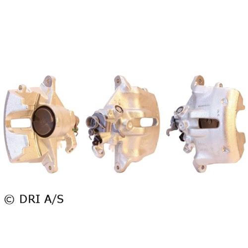 Etrier frana Citroen C5 1 (Dc), C5 2 (Rc) Dri 3295400, parte montare : punte fata, dreapta