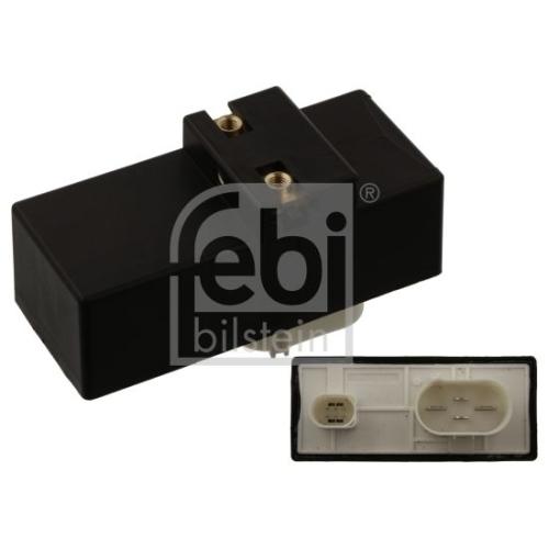 Unitate comanda, ventilator electric (racire motor) Febi Bilstein 39739