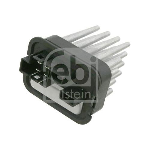 Unitate control incalzire/ ventilatie Opel Astra G (F48, F08), Astra H (L48), Corsa C (F08, F68), Corsa D Van, Meriva, Omega B (25, 26, 27), Zafira A (F75), Zafira B (A05) Febi Bilstein 27495