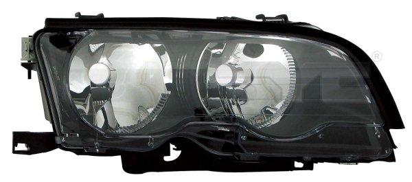 Far Bmw Seria 3 Cabriolet (E46), Seria 3 Cupe (E46) Magneti Marelli 710301157212, parte montare : Dreapta, Halogen