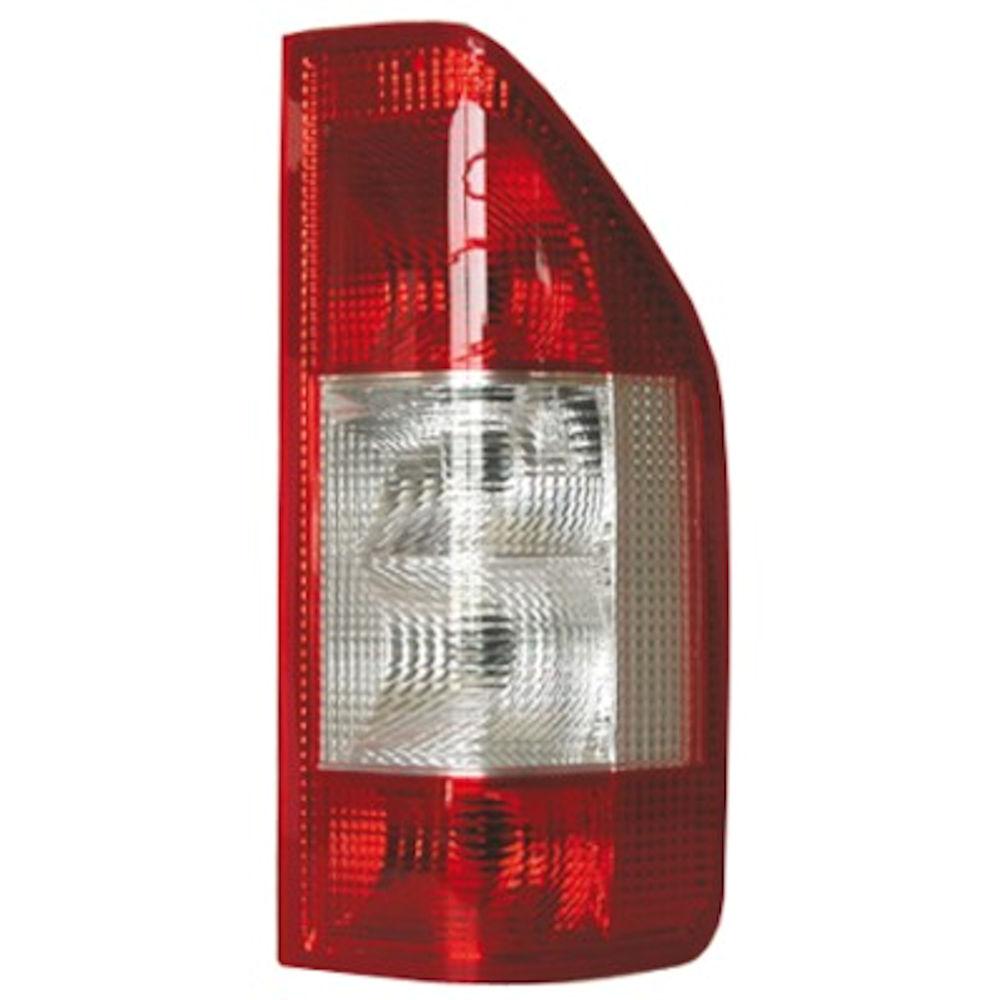 Lampa stop Mercedes Sprinter (901, 902, 903, 904) Tyc 110566012, parte montare : Stanga