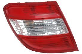Lampa stop Mercedes Clasa C (W204) Tyc 1111747019, parte montare : Dreapta