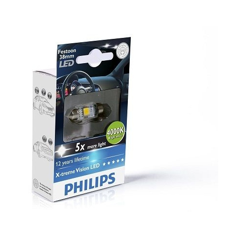 PHILIPS Bec incandescent 4000 K X-tremeUltinon