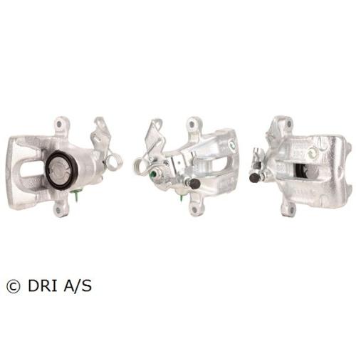 Etrier frana Ford Galaxy (Wgr); Seat Alhambra (7v8, 7v9), Cordoba (6k), Toledo 1 (1l); Vw Golf 3 (1h1), Passat (3a2, 35i), Polo (6n1), Sharan (7m), Vento (1h2) Dri 4118900, parte montare : punte spate, stanga