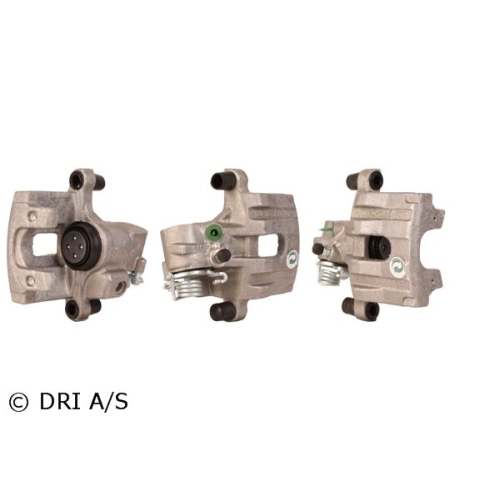 Etrier frana Ford Tourneo Connect, Transit Connect (P65, P70, P80) Dri 4157710, parte montare : punte spate, stanga