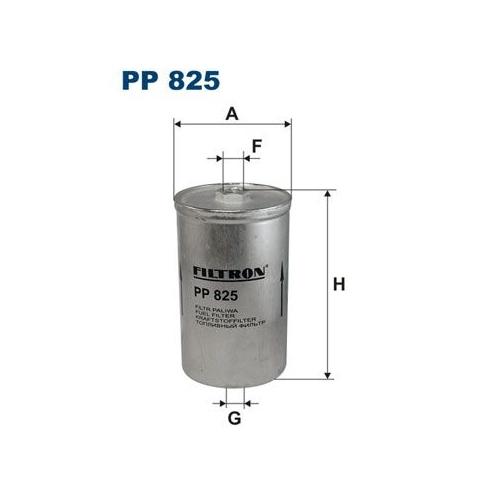 Filtru combustibil FILTRON FLPP825