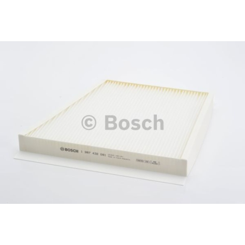 Filtru polen, habitaclu Bosch 1987432081