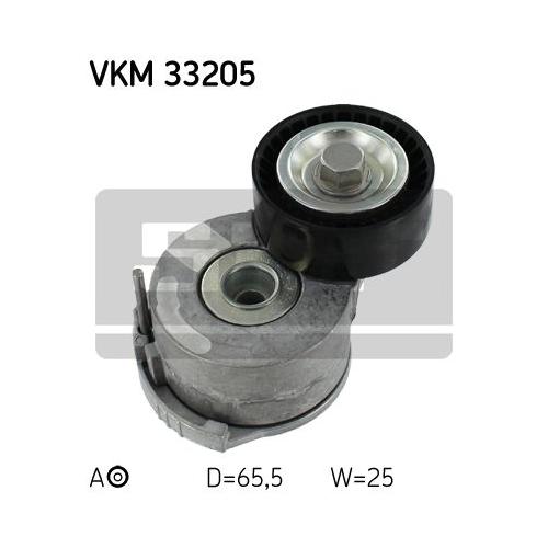 Rola intindere curea transmisie Skf VKM33205