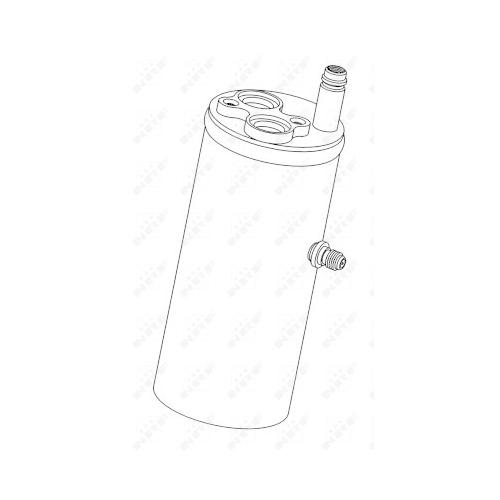 Uscator condensator aer conditionat Ford Transit (Fd) Nrf 33229