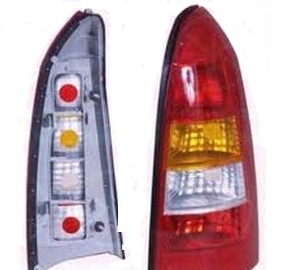 Lampa stop Opel Astra G Combi (F35) Tyc 110391012, parte montare : Dreapta