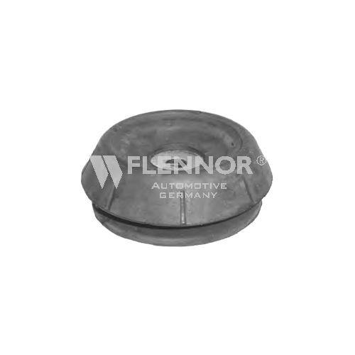 Flansa amortizor Flennor FL4337J, parte montare : Punte fata, Stanga/ Dreapta