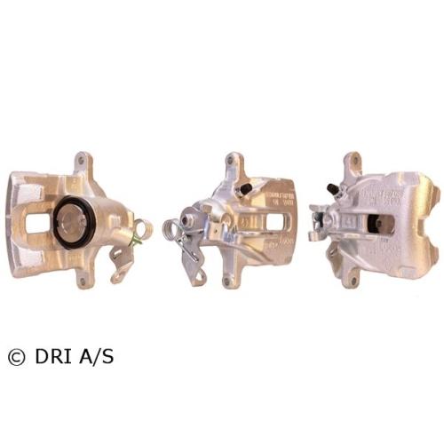 Etrier frana Nissan Primastar (X83); Opel Vivaro (J7); Renault Trafic 2 (Jl) Dri 4277500, parte montare : punte spate, dreapta