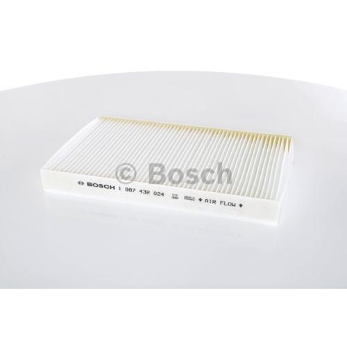 Filtru polen, habitaclu Bosch 1987432024