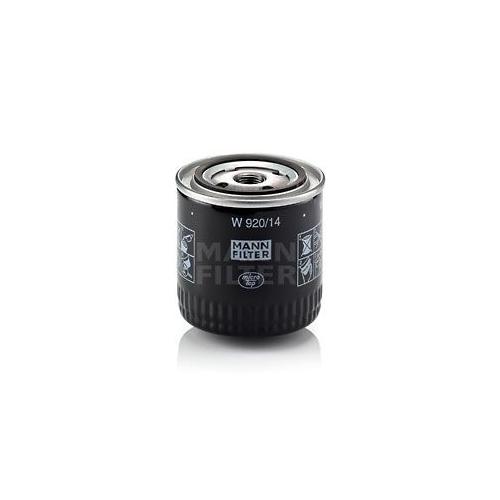 Filtru ulei Mann-Filter W92014